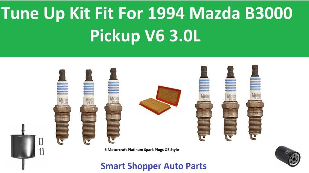 1994 ford f150 motorcraft spark plugs