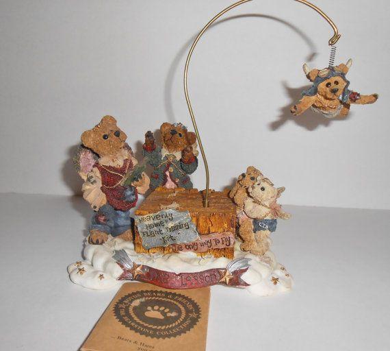 Limited addition Boyds Bears Angels Music by EstateofAuroraHorton, $23.00