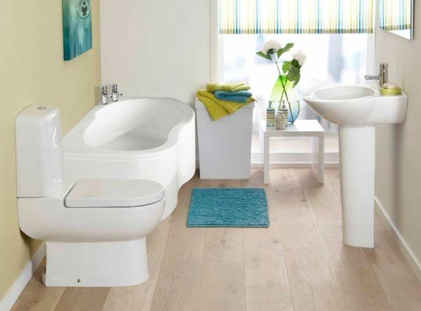 badezimmer ideen luxus komfort badewanne wei - Badezimmer Ideen Wei