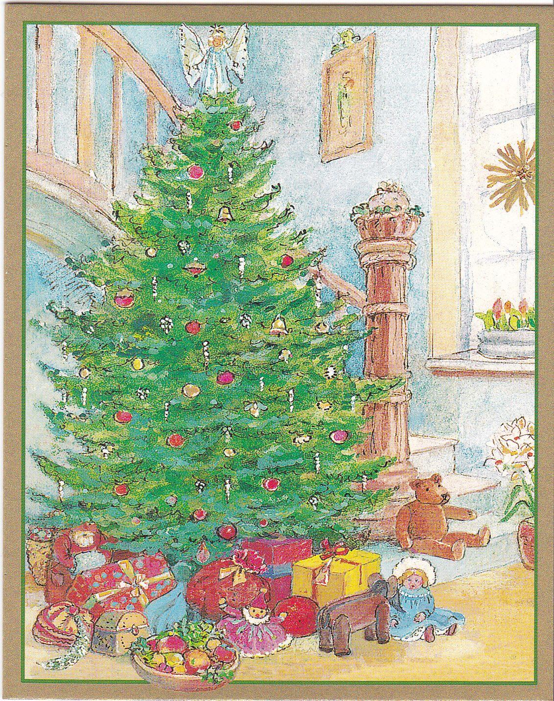 caspari christmas card - Caspari Christmas Cards