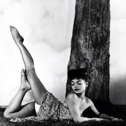 eartha kitt - let's do it