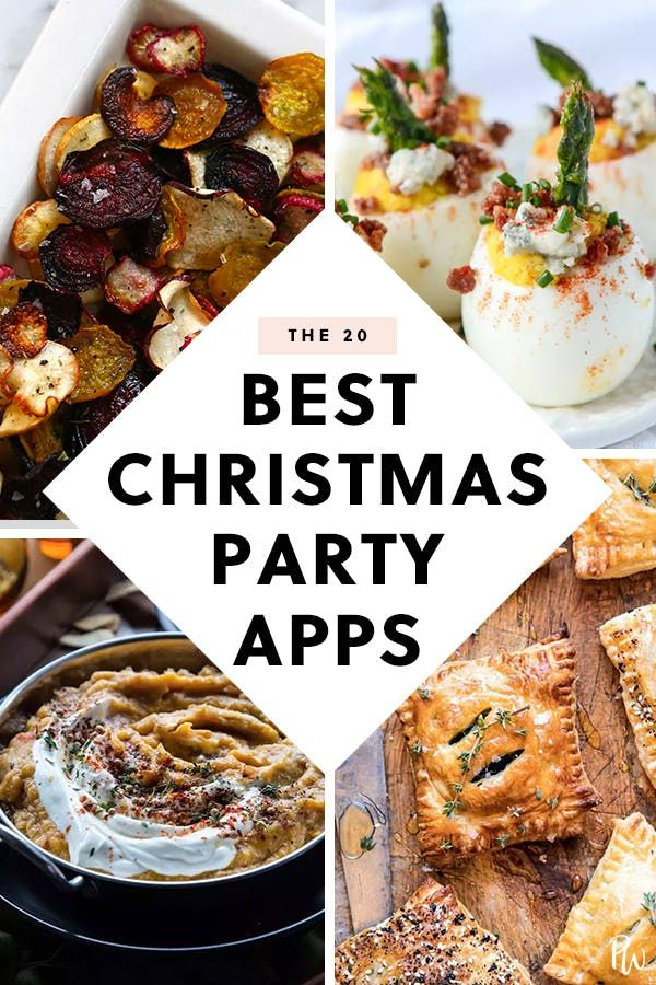 The 20 Best Christmas Party Appetizers, Hands Down, No Contest