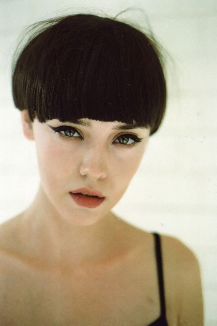 20 Amazing Short Hairstyles With Bangs Pinterest Shorter Hair