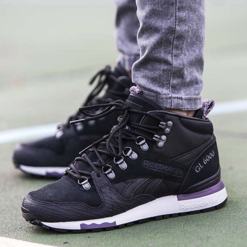 Buty Reebok Classic Gl 6000 Mid Reebok Classic Reebok Sneakers