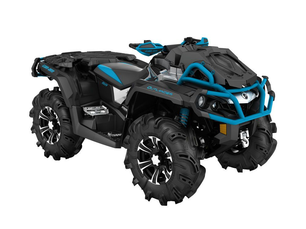 2016 can am outlander x mr 1000r 4 wheelers atv can am cars motorcycles. Black Bedroom Furniture Sets. Home Design Ideas