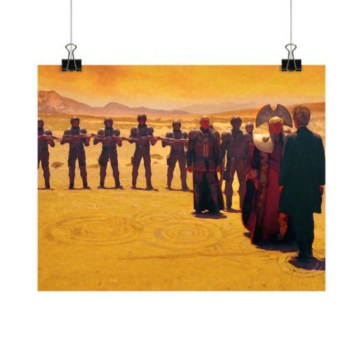 DOCTOR COUP - Horizontal Fine Art Prints (Posters) | Products ...