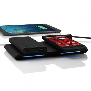 Incipio Ghost 220 Qi Wireless Charging Base with USB Port
