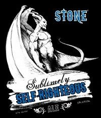 Stone Sublimely Self-Righteous Ale - California