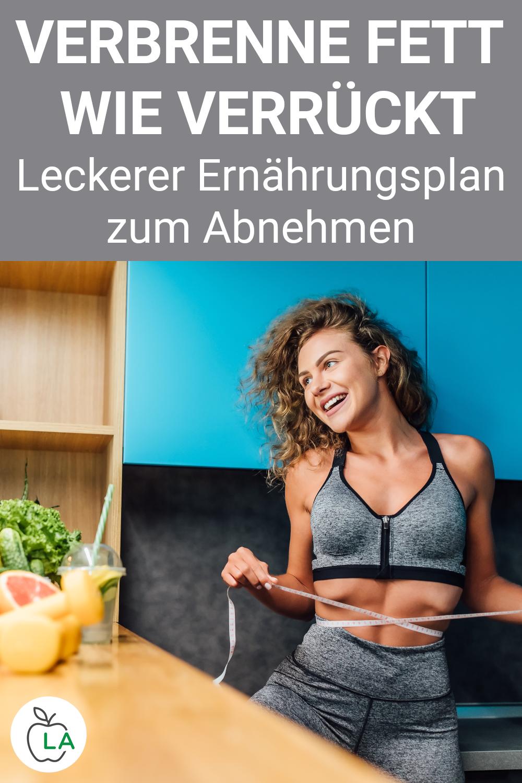 Gratis Ernährungsplan zum Abnehmen – Leckerer Diät Essensplan
