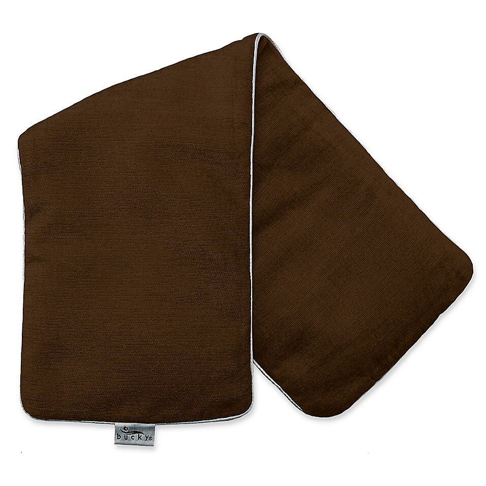 Bucky® Spa Collection Hot/Cold Therapy Body Wrap in Mocha
