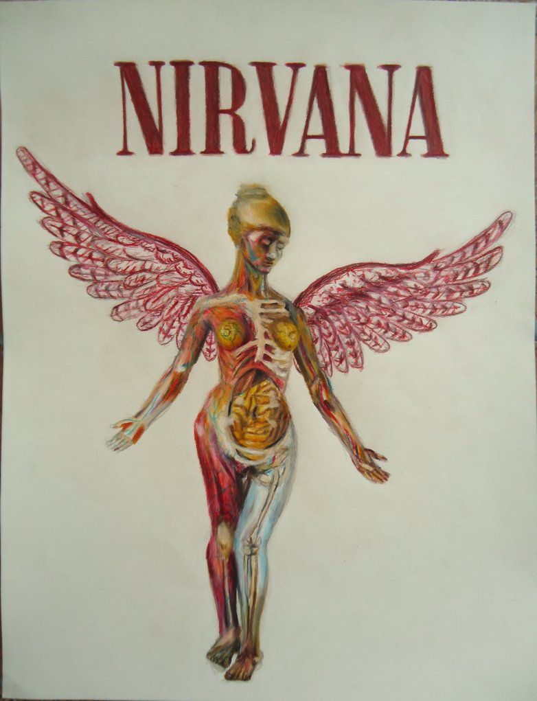 Pin By Maya On Music Nirvana Album Cover Nirvana Music Love