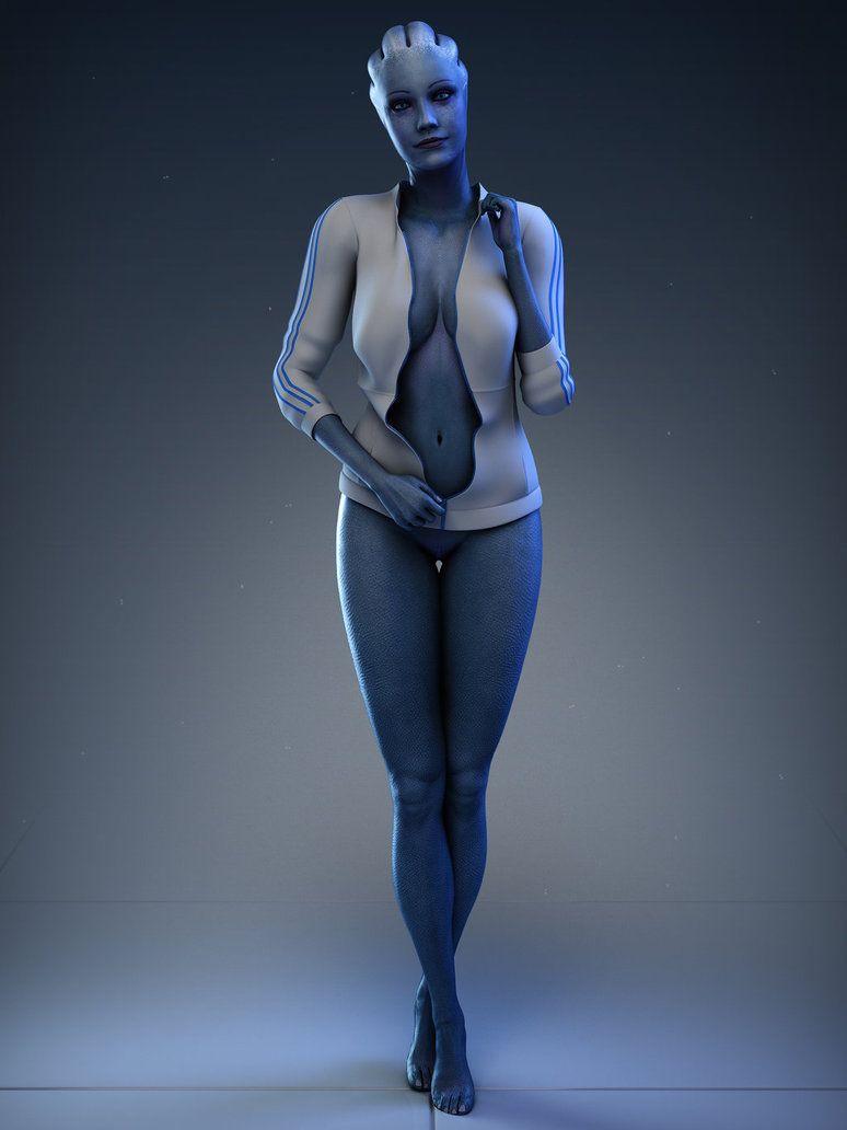 Me3 nude mod 7z nude image