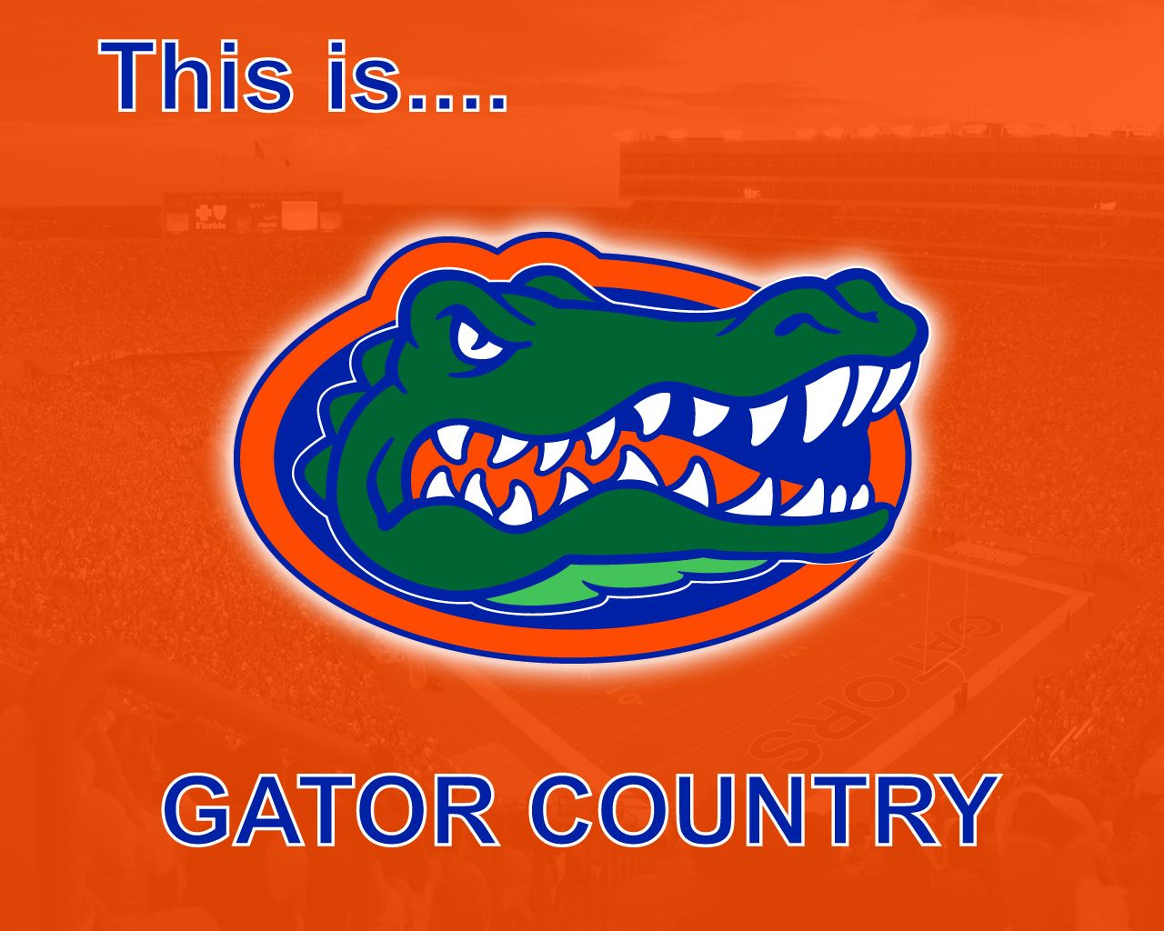 Florida Gators Logo, Fathead wide x high Made of vinyl. Our peel-and-stick decals are easy to apply, reposition and remove. Self-adhesive backing removes ...
