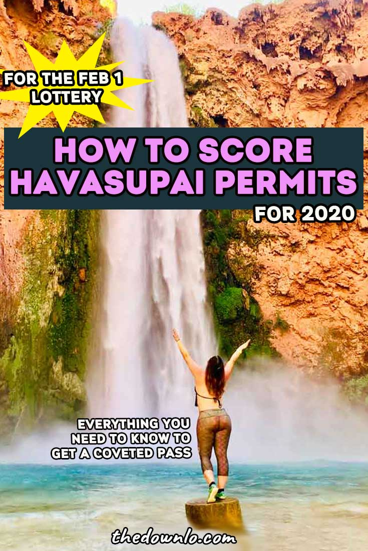 Everything You Need To Know About The Havasupai Falls Hike In 2020 Havasupai Falls Havasu Falls Arizona Havasu Falls