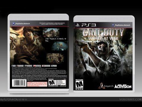 Call Of Duty World At War Backlog Playstation 3 Ps3 Review