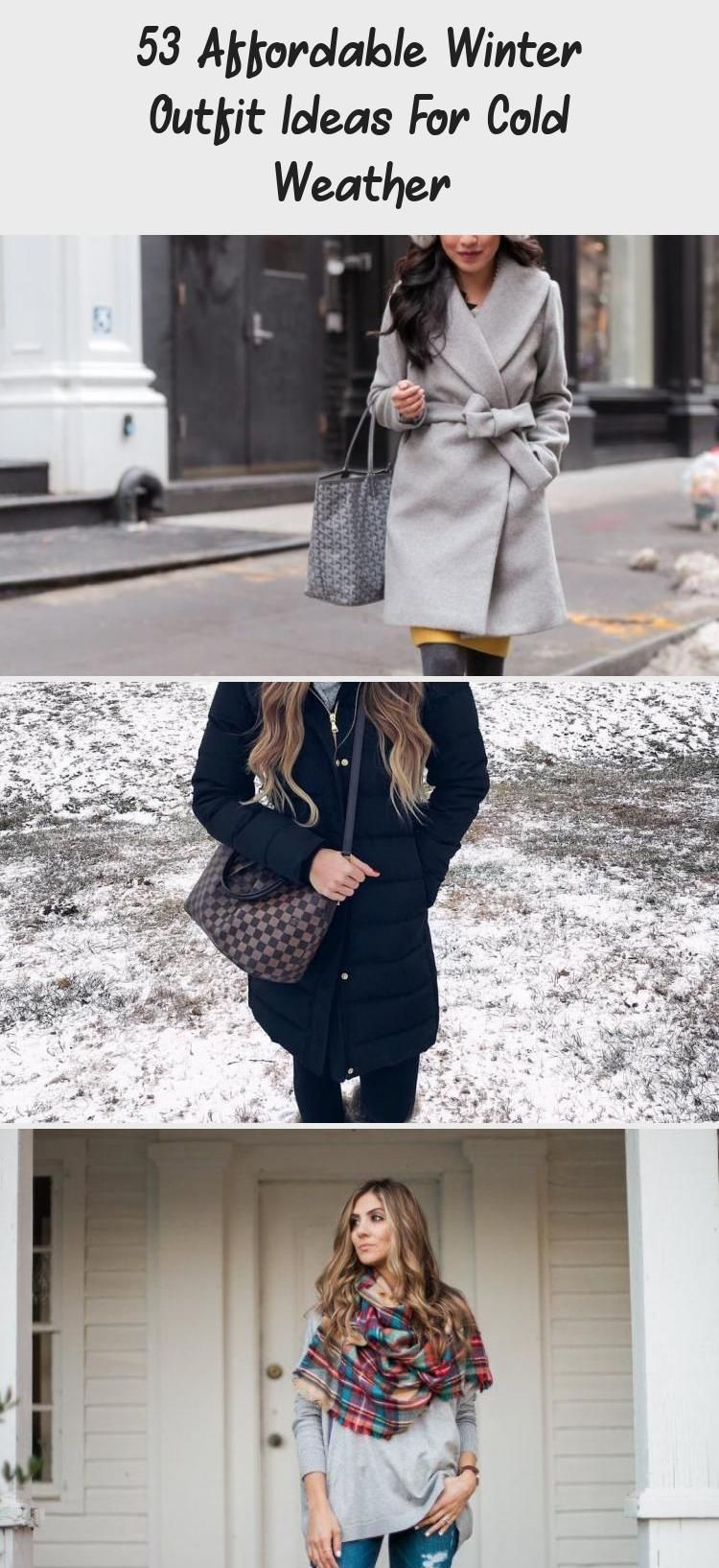 53 Affordable Winter Outfit Ideas For Cold Weather - OUTFIT - Pressure cooker recipes - Casey...