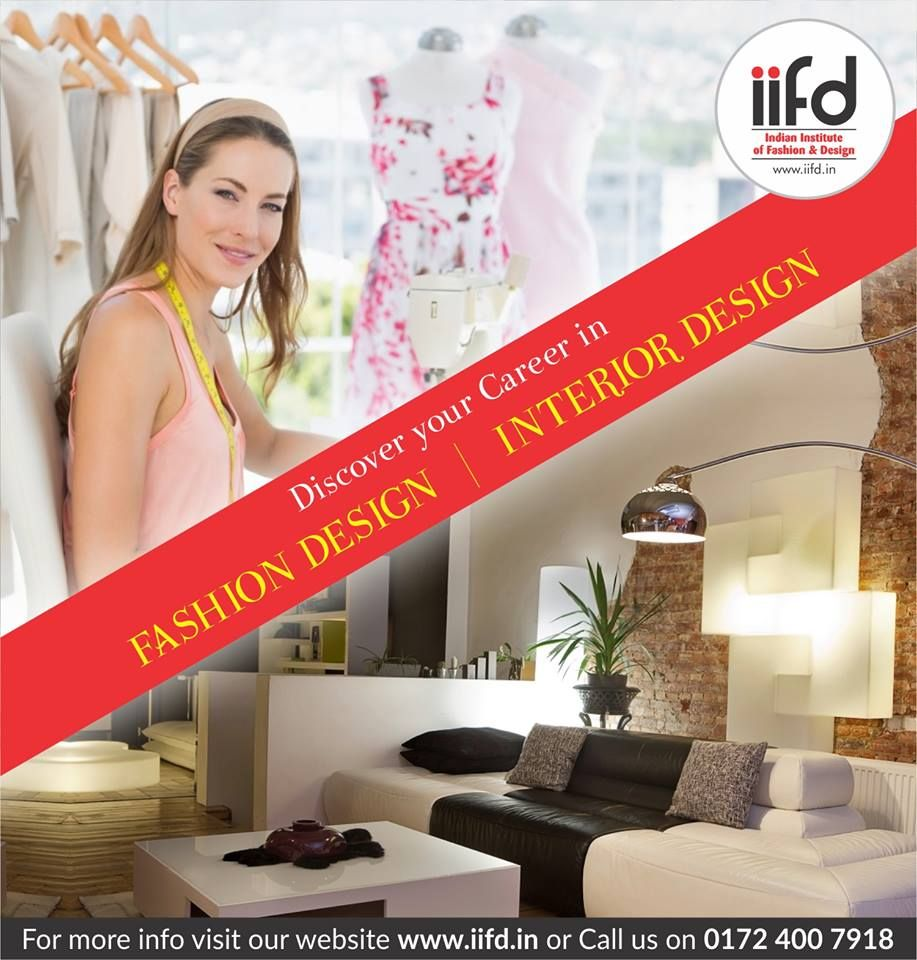 Start #career In #Fashion And #Interior #designing Is One Of The Best  #opportunity For You To Grab Right Now.