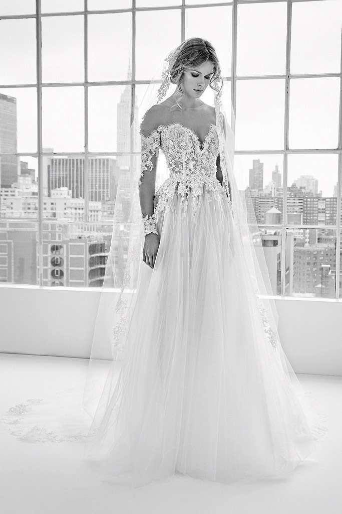 Abiti da sposa a principessa