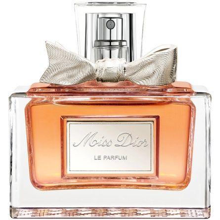 Miss Dior Le Parfum Si Apre Con Note Di Testa Di Ambra E Patchouli