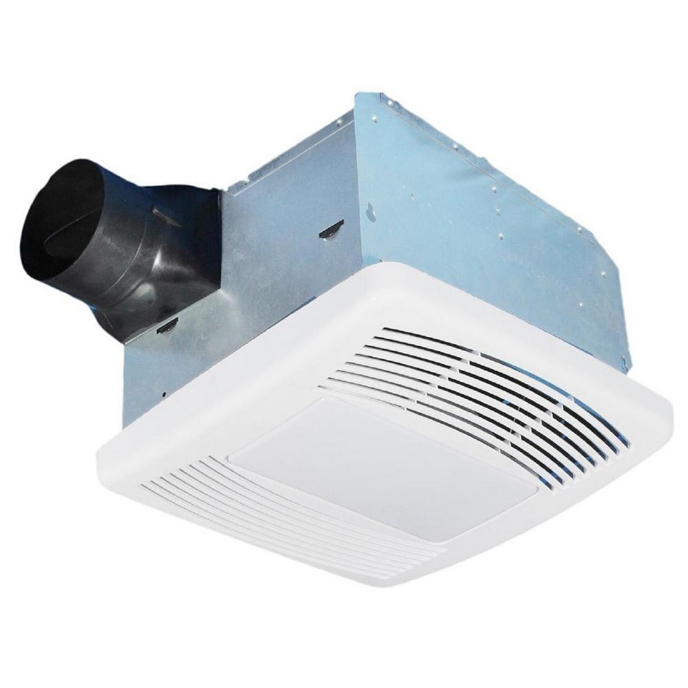 STERLING Ultra Quiet 150 CFM Ceiling Mount Exhaust Fan ...