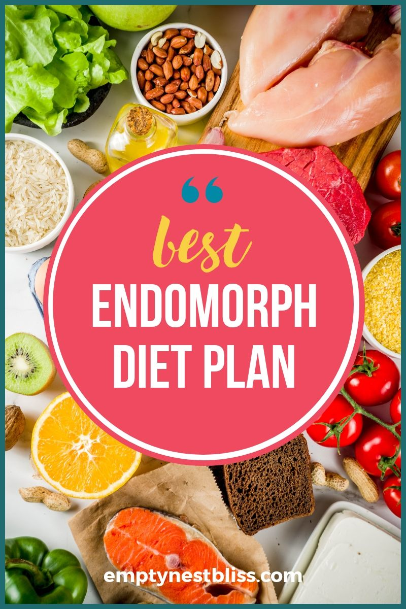 Photo of Endomorph Diet Plan:  A Simple Way to Finally Lose Weight