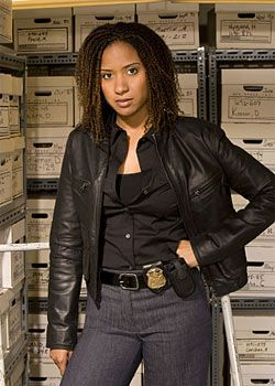 Tracie Thoms- Cold Case