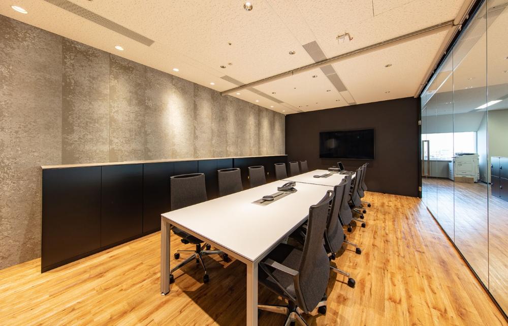 オフィスデザイン実績 クラフトマンシップ コミュニケーションを生み出すー解放感のあるオフィス オフィスデザイン 家具デザイン デザイン