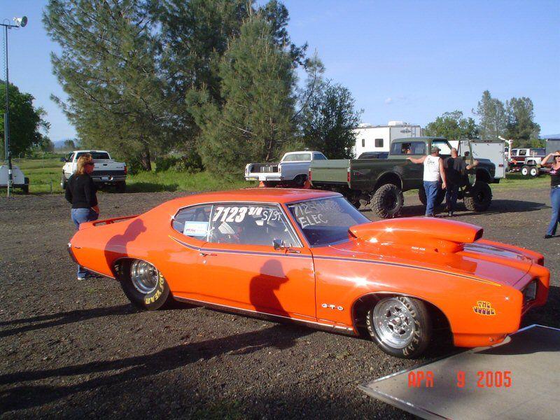 1974 Chevy Vega Drag Race Car - 355 sbc, T-350, Ladder Bars, Tubbed ...