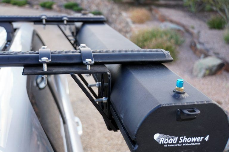 Under Bar Mounting System Z Bracket Road Shower Online Store Bracket Mounting Roof Top Tent