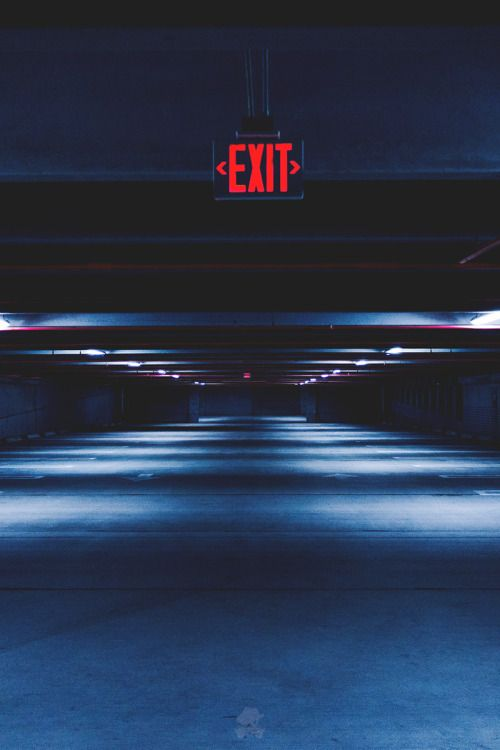 I Turn My Mistakes Into Lessons Dead Ends To Exits By Incognito Media Night Photography Blue Aesthetic Street Photography