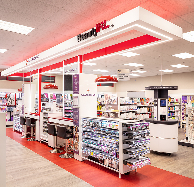 Cvs S Beauty Department Is About To Go Through A Major Remodel Newbeauty Cvs Beauty Shop Glam Squad