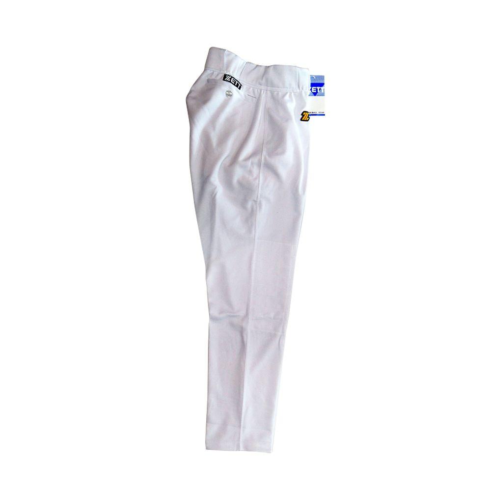Usd 44 84 Baseball Courier Zett American Baseball Pants Small Straight Barrel Trousers Seven Point Pants Stick Softball Pants Double Knee Reinforcement Wh