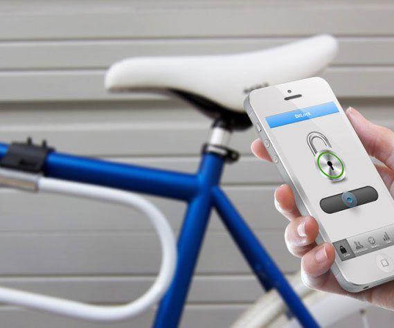 Keyless Bike Lock With Images Cool Technology Gps Bike Bike Lock