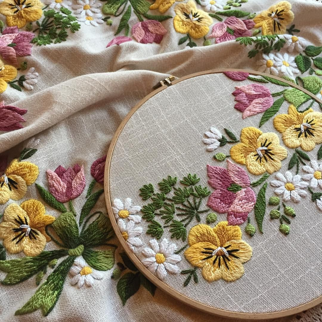 Pin by Людмила Голубь on Вышивка pinterest embroidery hand
