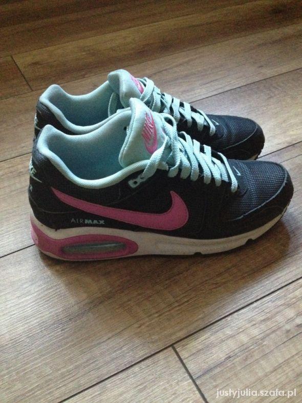 Sportowe Obuwie Damskie W Szafa Pl Buty Sportowe I Do Biegania Air Max Sneakers Nike Shoes