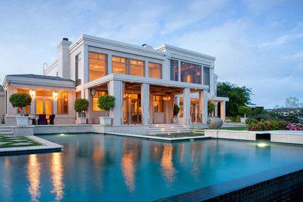 Casas Lujosas Buscar Con Google Mansiones Casas De