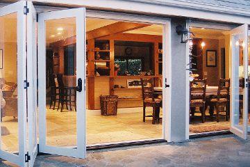 Lanai Doors Bifolding Glass Walls and Folding Doors Systems - Gallery & Lanai Doors Bifolding Glass Walls and Folding Doors Systems ...
