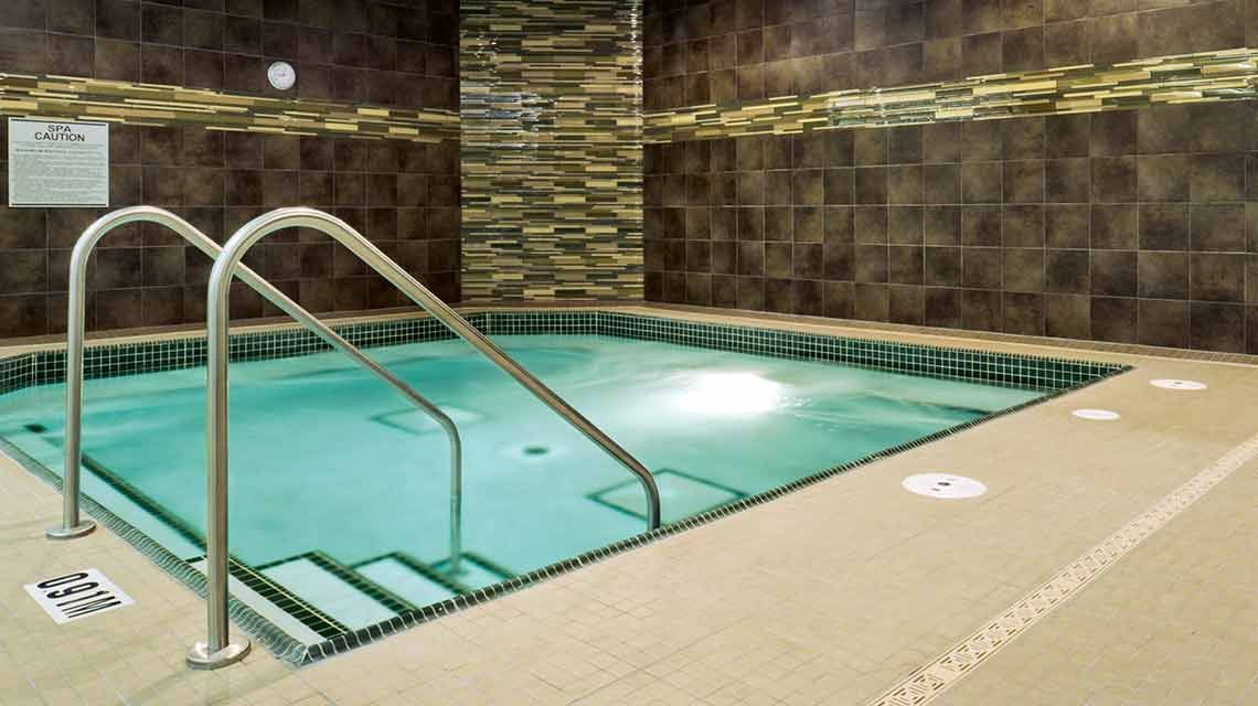 Go to relaxation space hours indoor outdoor pool pool