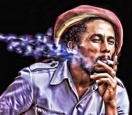 Bob Marley Art Works Paintings Drawings Bob Marley Art Bob Marley Painting Rastafari Art