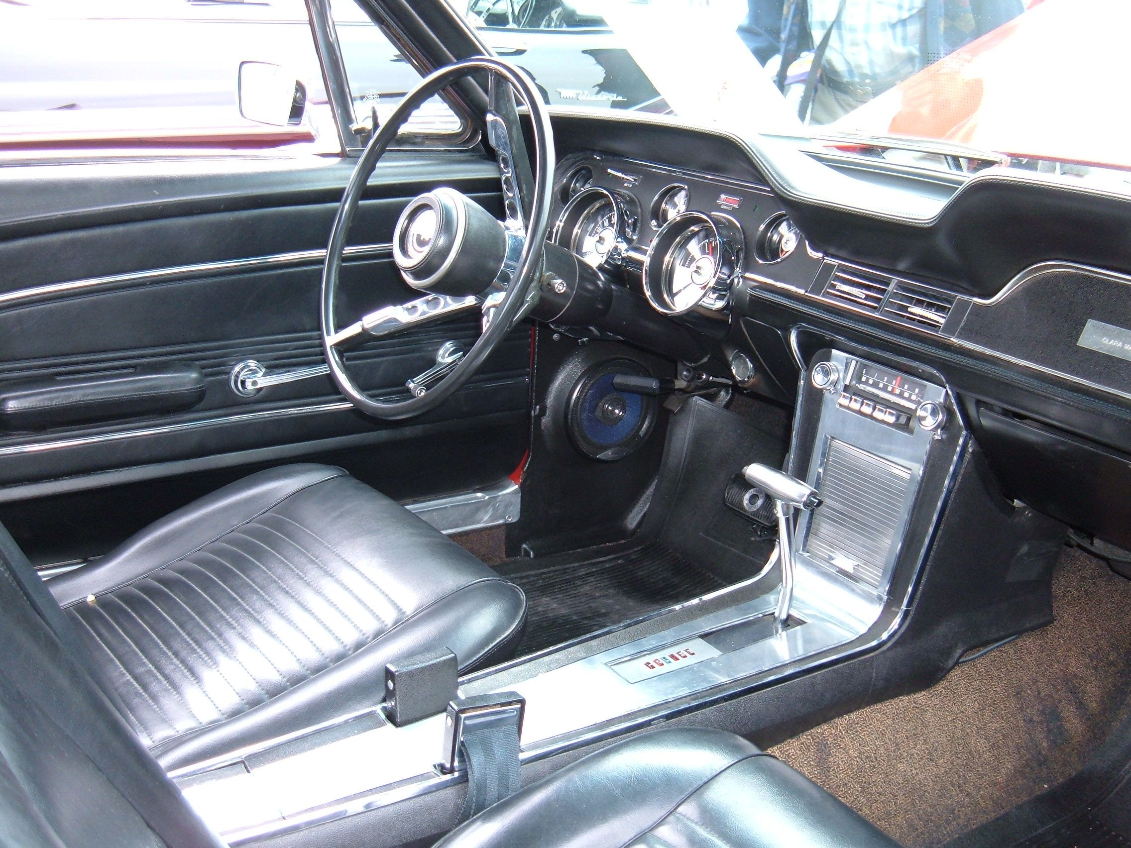 1967 Red Ford Mustang Coupe Interior Jpg 2272 1704 Mustang Parts Pinterest Ford Mustang
