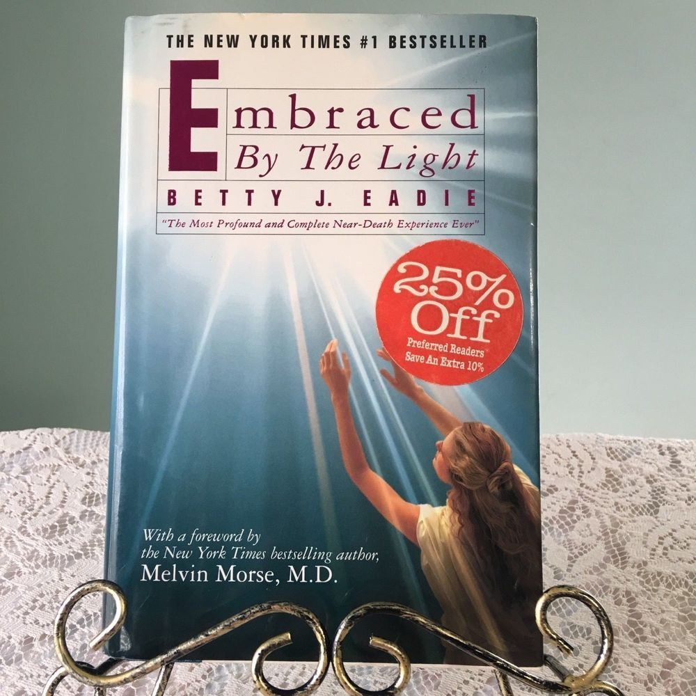 Embraced By The Light Book Simple Embracedthe Light Betty Jeadie Near Death Experience True Decorating Design