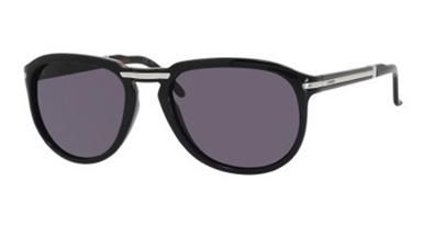 79477346baf3d Carrera Pocket Flag 3 S Sunglasses in Shiny Black Colorway with Gray Lenses