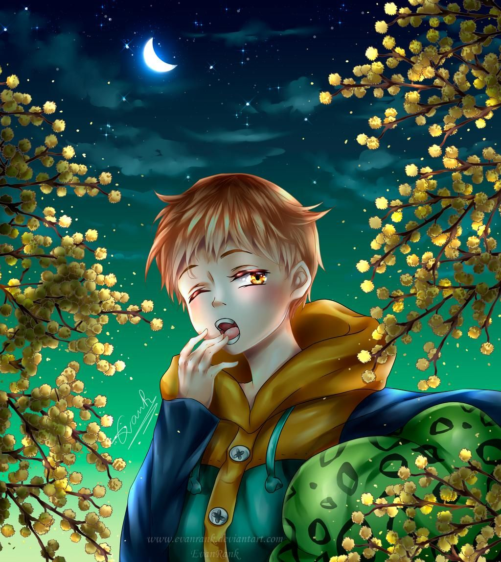 25+ 7 deadly sins anime characters represent trends