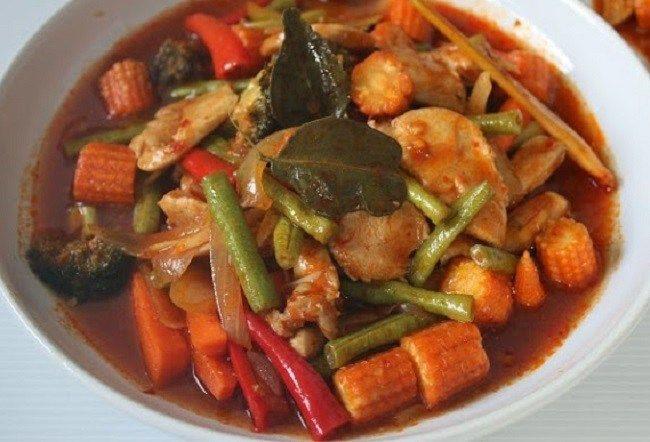 Resepi Ayam Masak Paprik Ala Thai Resepi Bonda Resep Makanan India Masakan Malaysia Resep Masakan Asia