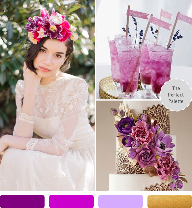 Top 10 Wedding Colors For Fall 2017