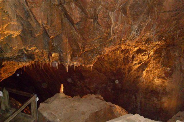 Vapor caves