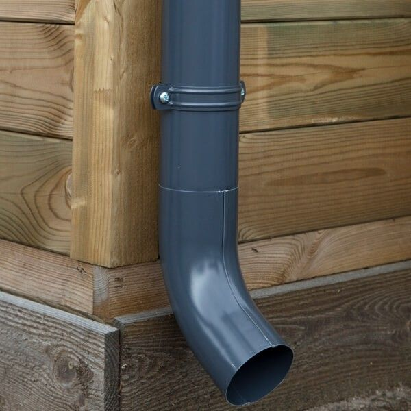 Pin On Zinc Guttering Anthracite