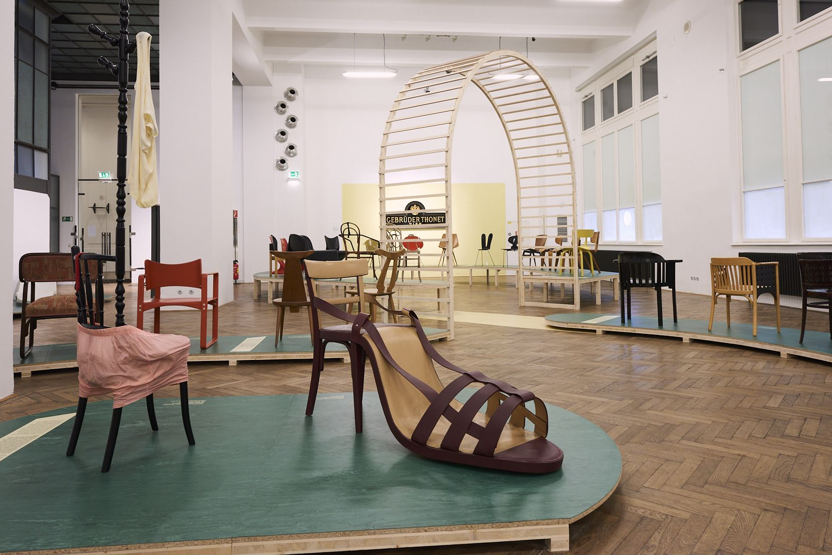 Mak Frankfurt Bentwood And Beyond At The Mak Vienna | Furniture Design Modern, Furniture Design, Contemporary Chairs