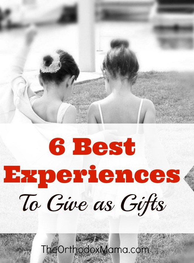 Do You Want To Reduce Toy Clutter And Provide Memory Making Experiences Your Family Members As Gifts Instead These 6 Best Give