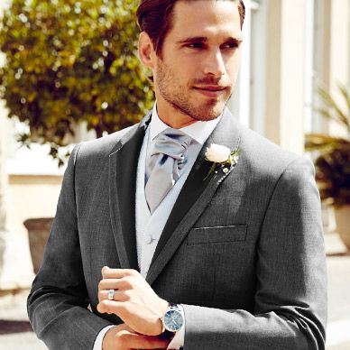 Formal Suit Hire Wedding
